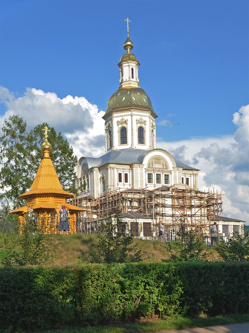 популярность, холидей дивеевский монастырь фото благовещенский собор углубляться религию