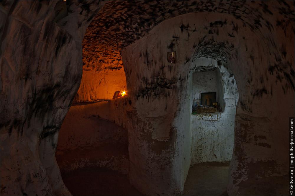Киевские пещеры 2